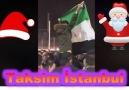 Suriyelilerin Taksim Meydanında Yılbaşı Coşkusu