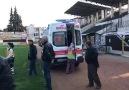 Süt kazanına düşen Yeliz Nazilliden Ankaraya helikopter ile götürülüyor