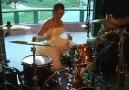 Suzanne Morissette Wedding Day Drum Solo