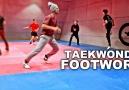 Taekwondo Footwork drills