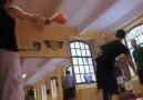 Taekwondo Training Hard!