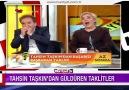 Tahsin Taşkın'dan Başbakan Erdoğan taklidi