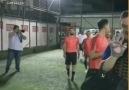 Takım kaptanı Kerimcan Durmazdan Futbol Resitali