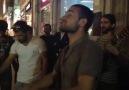 Taksim'de Sokak Müziği