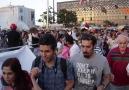 Taksim meydanında toplanan kalabalığa polis müdahalesi