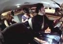 Taksiye Binen Kızlara Korkunç Kurt Adam Şakası