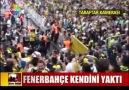 TARİHTE BUGÜN Fenerbahçe kendisiyle... - Türkiye&Galatasaray