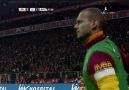 Tarihte bugün wesley sneijder Galatasarayda20.01.2013