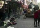 Tarsus Yarenlik Alanında Kepçe Şoförü Dehşet Saçtı