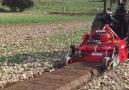 Taşlı araziyi ekilebilir hale getiren süper tarım aleti