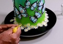 Taste Life - Amazing BUTTERFLIES Cake Facebook
