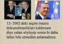 Tayyip Erdoğan diyor ki ;