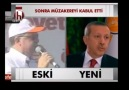 Tayyip Erdoğan Tayyip Erdoğana karşı.