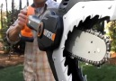 Tech Viral - JawSaw The Safer Chainsaw Facebook