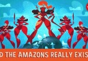 TED-Ed - Did the Amazons really exist Facebook