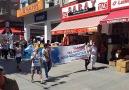 5 Temmuz Ürümçi Soykırımı Doğu Türkistan Protestosu - Antalyalı Türkçüler