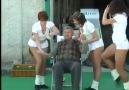 Tennis dancing