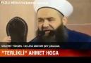 TERLİKLİ AHMET HOCA... D