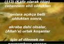 Tevbe Suresi [111-119] Ayet Türkçe Meali