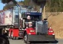 That is one powerful mean machineSource Big Truck Driver