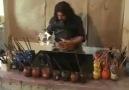 The Art of Ebru (Paper Marbling)