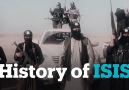 The history of ISIS (Daesh)