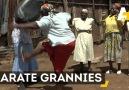 The Karate Grannies