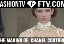 The Making Of: Chanel Couture SS16