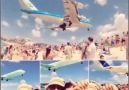 The most amazing beach in the world! Princess Juliana Airport