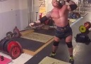 The Mountain At The Gym