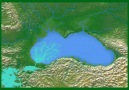 The Post-glacial Flooding of the Black Sea, animation