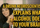 The science behind getting drunk. (via Inverse)