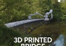 These 3D printing robots are building a bridge