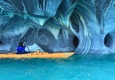 These marble caves in Chile are mind blowing