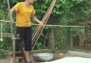 The World Of Decoration - Making Rice Noodles From Scratch Facebook