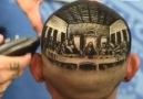 This Barber Does Insane Hair Art Designs