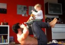 This Dad's Workout Routine Is Awesome