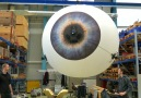 This Giant Floating Eyeball is 'Crowd Friendly'