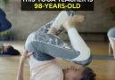 This is the world's oldest Yoga Teacher