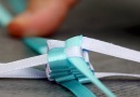 This new fangled invention called ribbon sure is something!