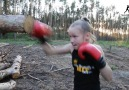 This 8-year-old boxer is amazing