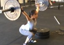 This 11-year-old is a champion weightlifter.