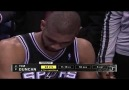 Tim Duncan Realizing He Has Arms
