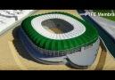 Timsah Arena Çatı Sistemi Tanıtımı