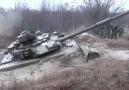 T-90nın Bataklıkla imtihanı