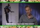 Tom Hiddleston Talks 'Amazing' Taylor Swift