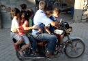 Toplu taşıma iş başında