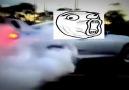 Toyota Supra Rolling Burnout =)