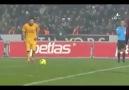 Trabzonspor 0 - 2 Galatasaray (Dk.44 Selçuk İnan)