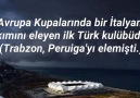Trabzonsporun tarihindeki tüm rekorları !
